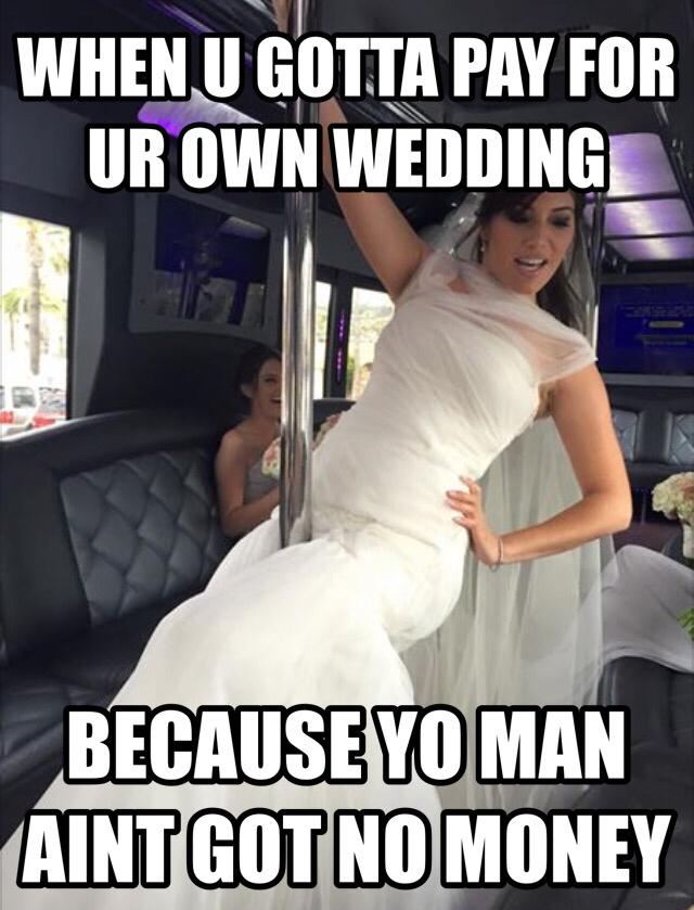 Stripper bride xochi - meme