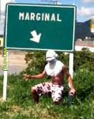 Marginal - meme
