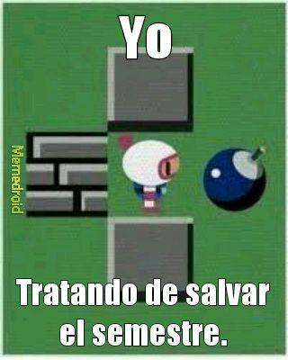 ¡¡ A Y U D A !! - meme