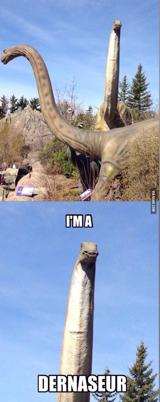 I am a stegosaurus - meme