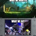 Quand Nintendo décide d'enterrer une série