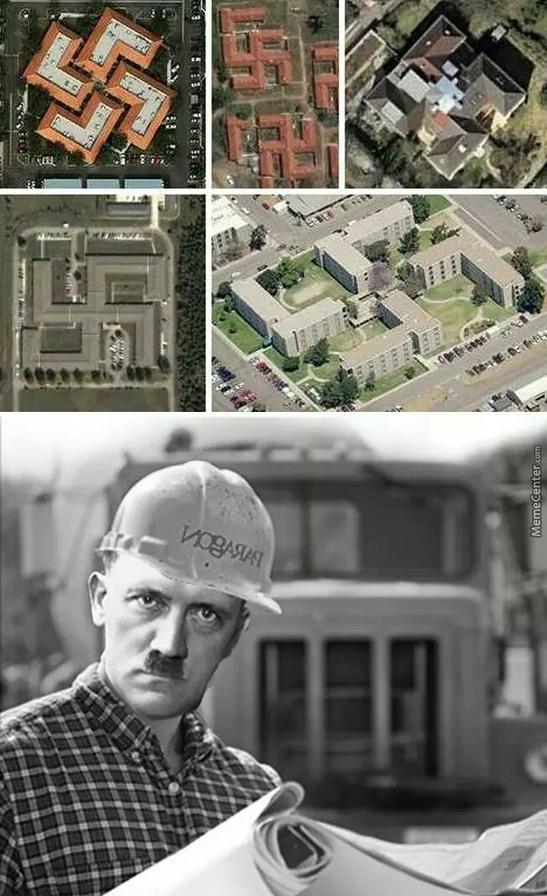 Hitler :/ - meme