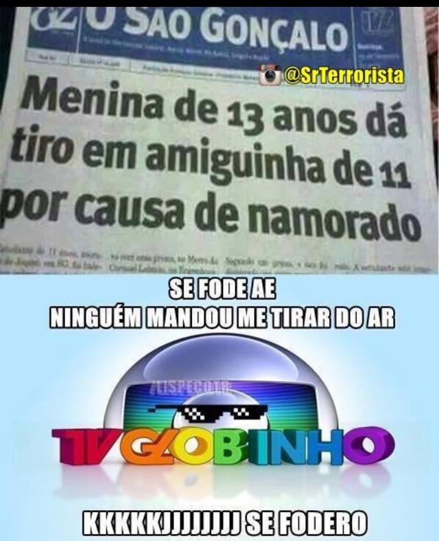 Quem Mandou? - meme