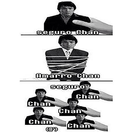 Chan - meme