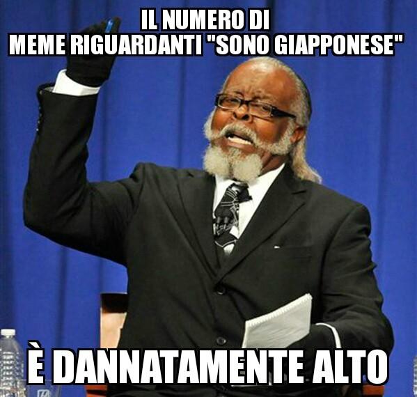 SONO GIAPPONESE! - meme