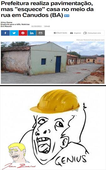 Prodígios da Engenharia #10 - meme
