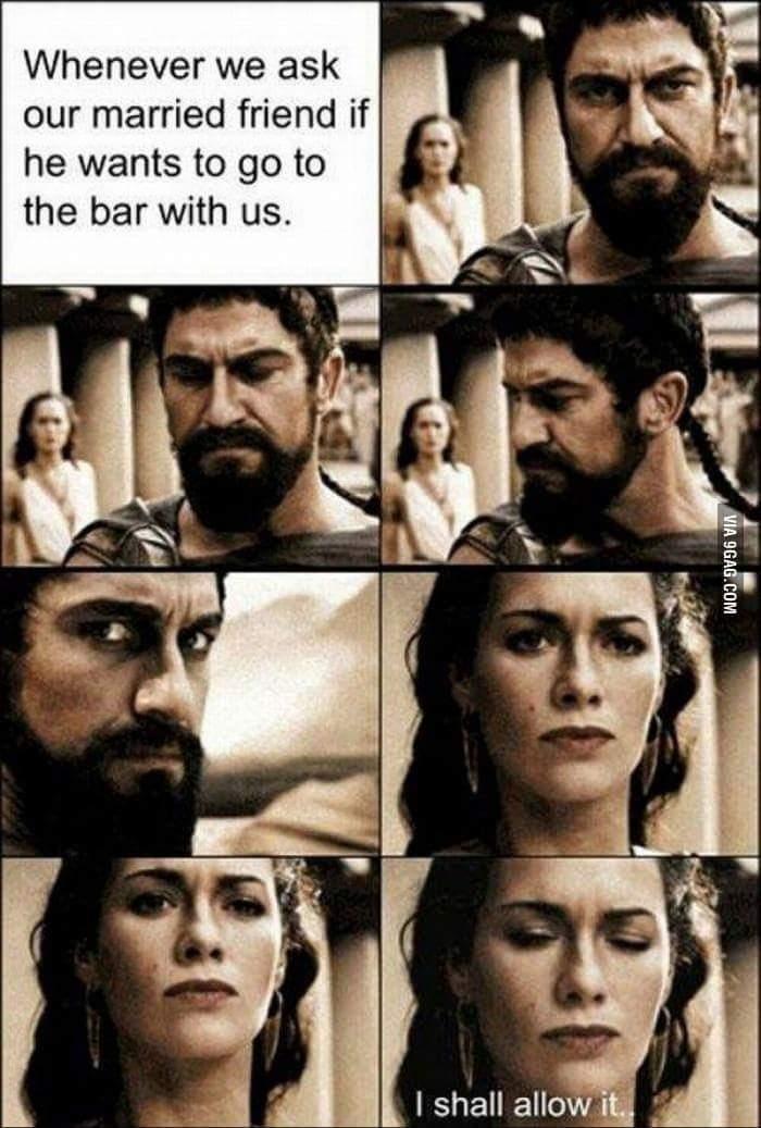 Sparta bar - meme