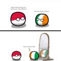 Bonjour Irlande