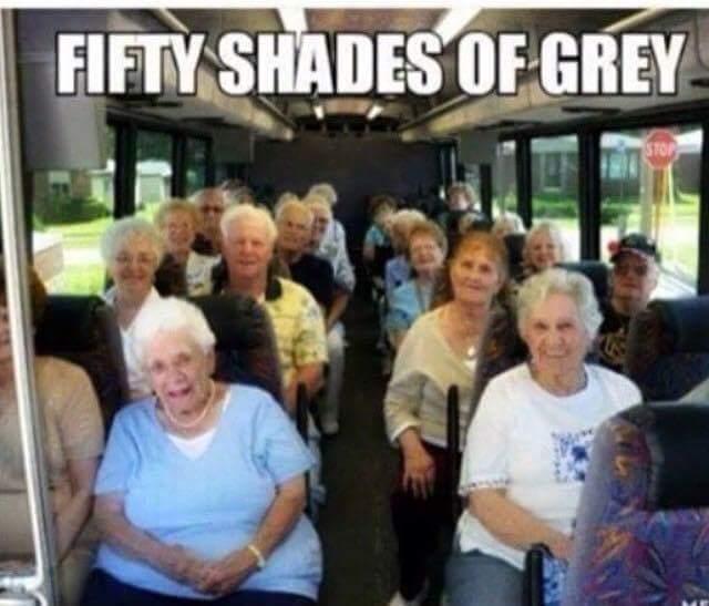 Fifty shades - meme