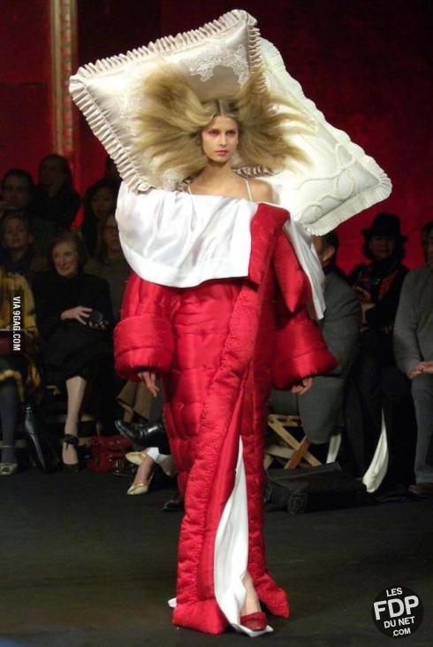 Mais ou va la mode !!! - meme
