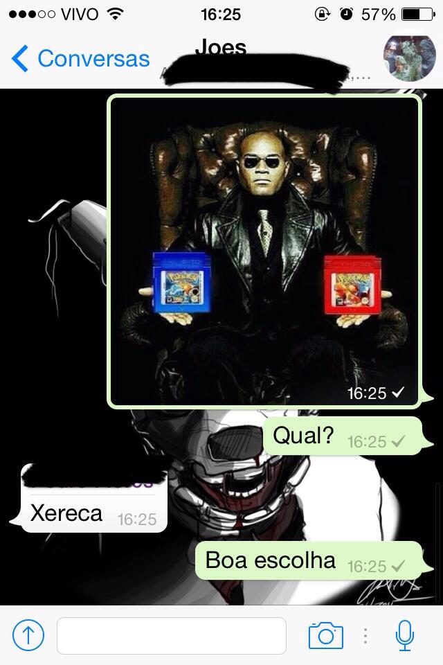 Qual? - meme