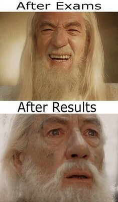 Gandalf xDDD - meme