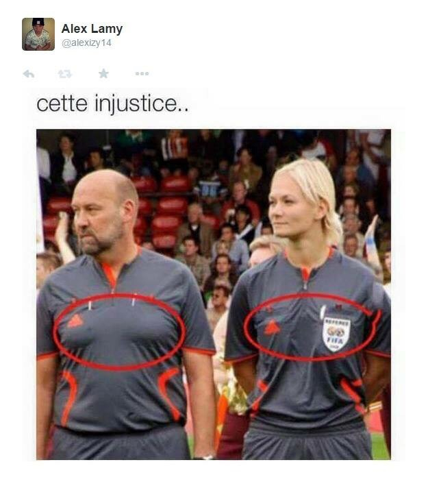 Cette injustice.. - meme