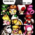 R.I.P Iwata :'(