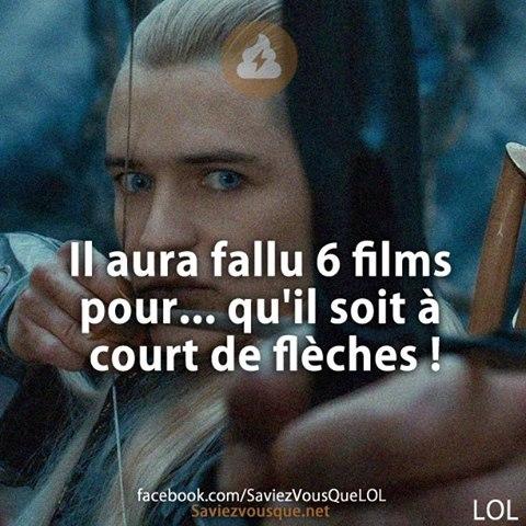 Legolas - meme