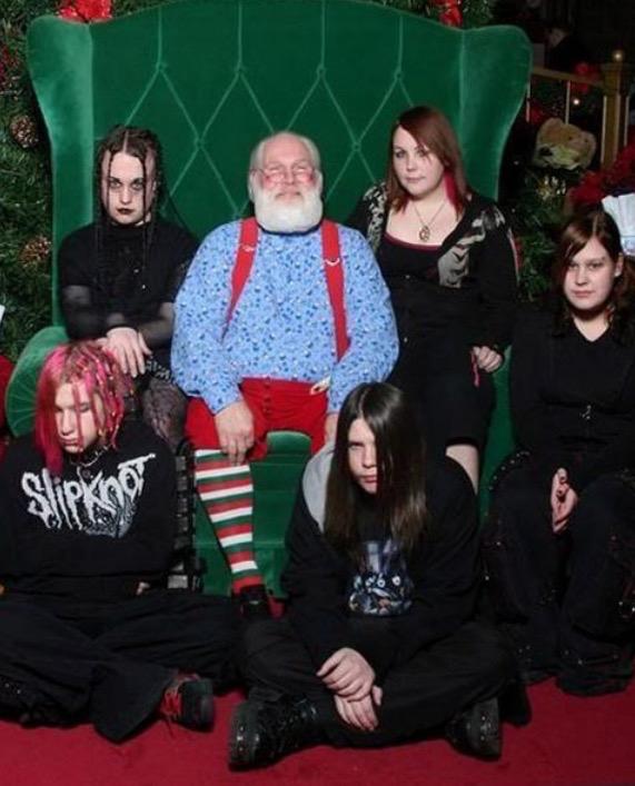 Sauvez le père Noël svp - meme