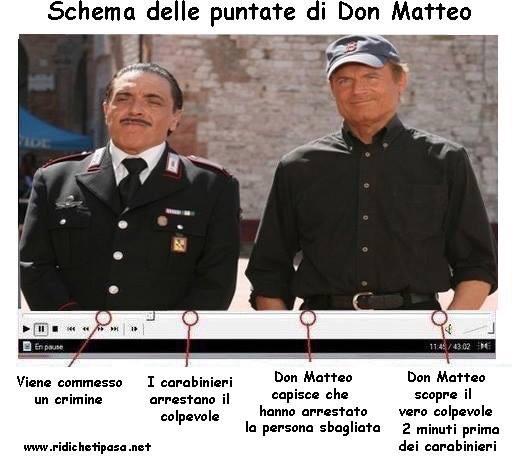 Don matteo - meme