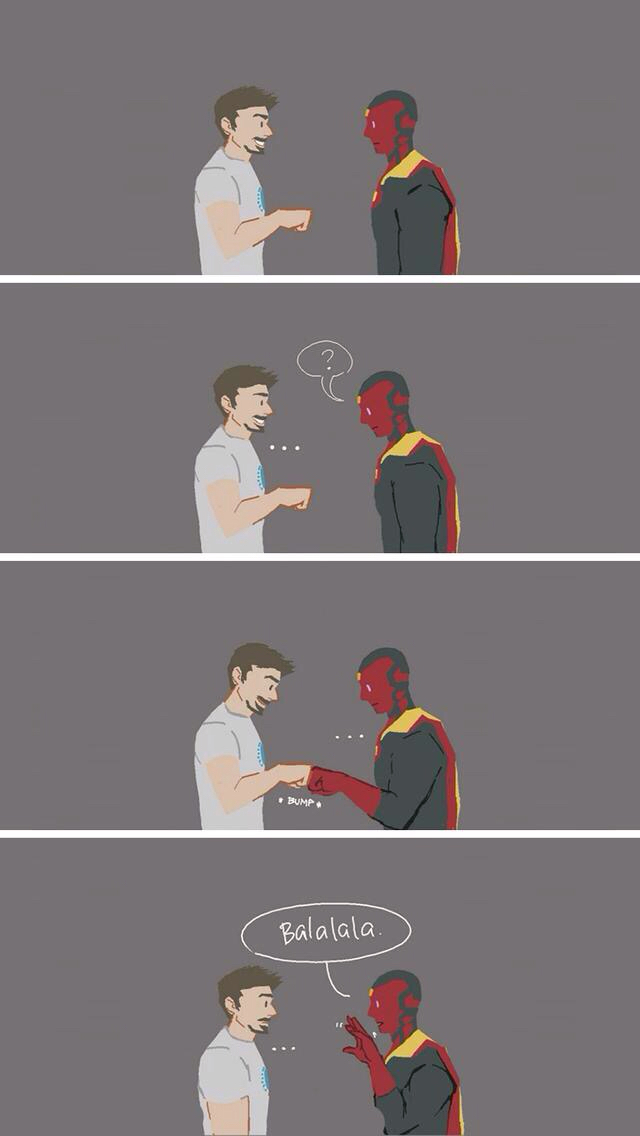 Marvel / Disney - meme