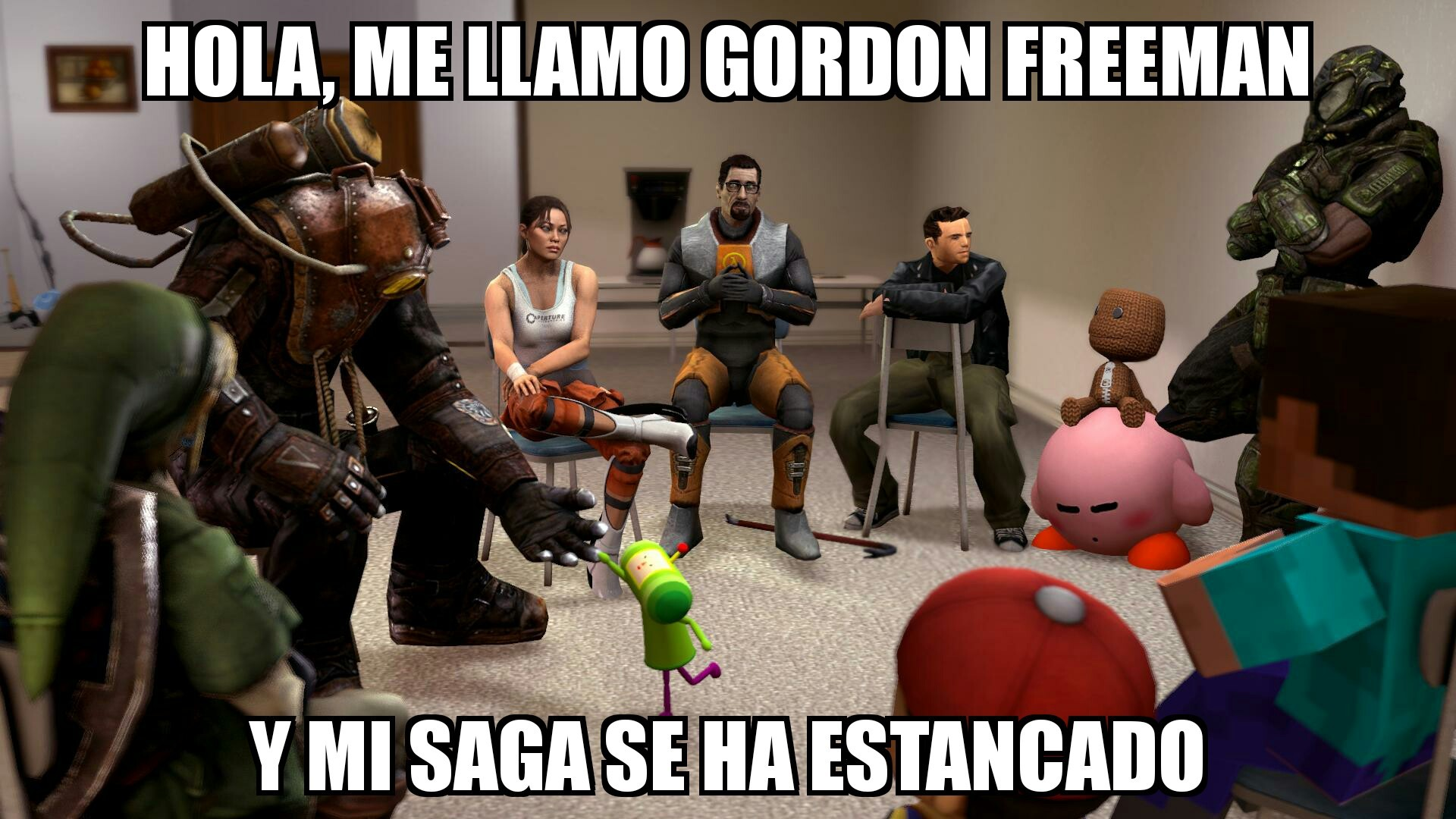 Gaben please - meme