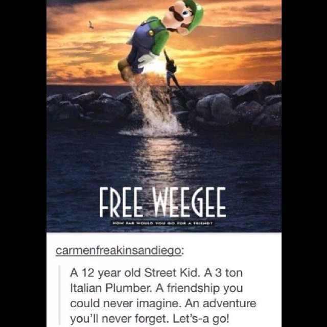 Weegee - meme