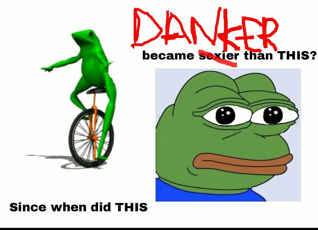 Pepe dank Master - meme