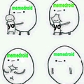Memedroid me consume la vida XD