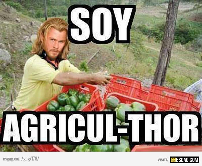 Agricultor  - meme