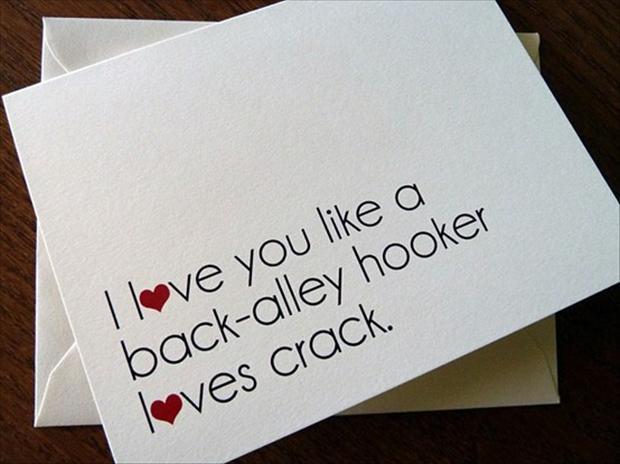 Best V-Day card - meme