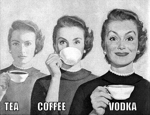 Vodka > all - meme