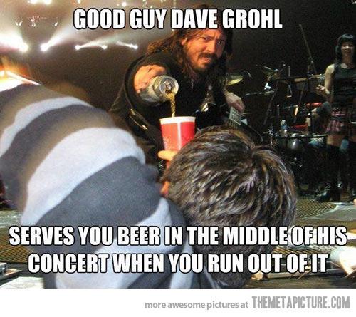Good Guy Dave - meme