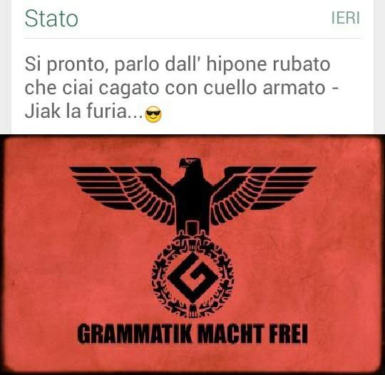 Grammatik - meme
