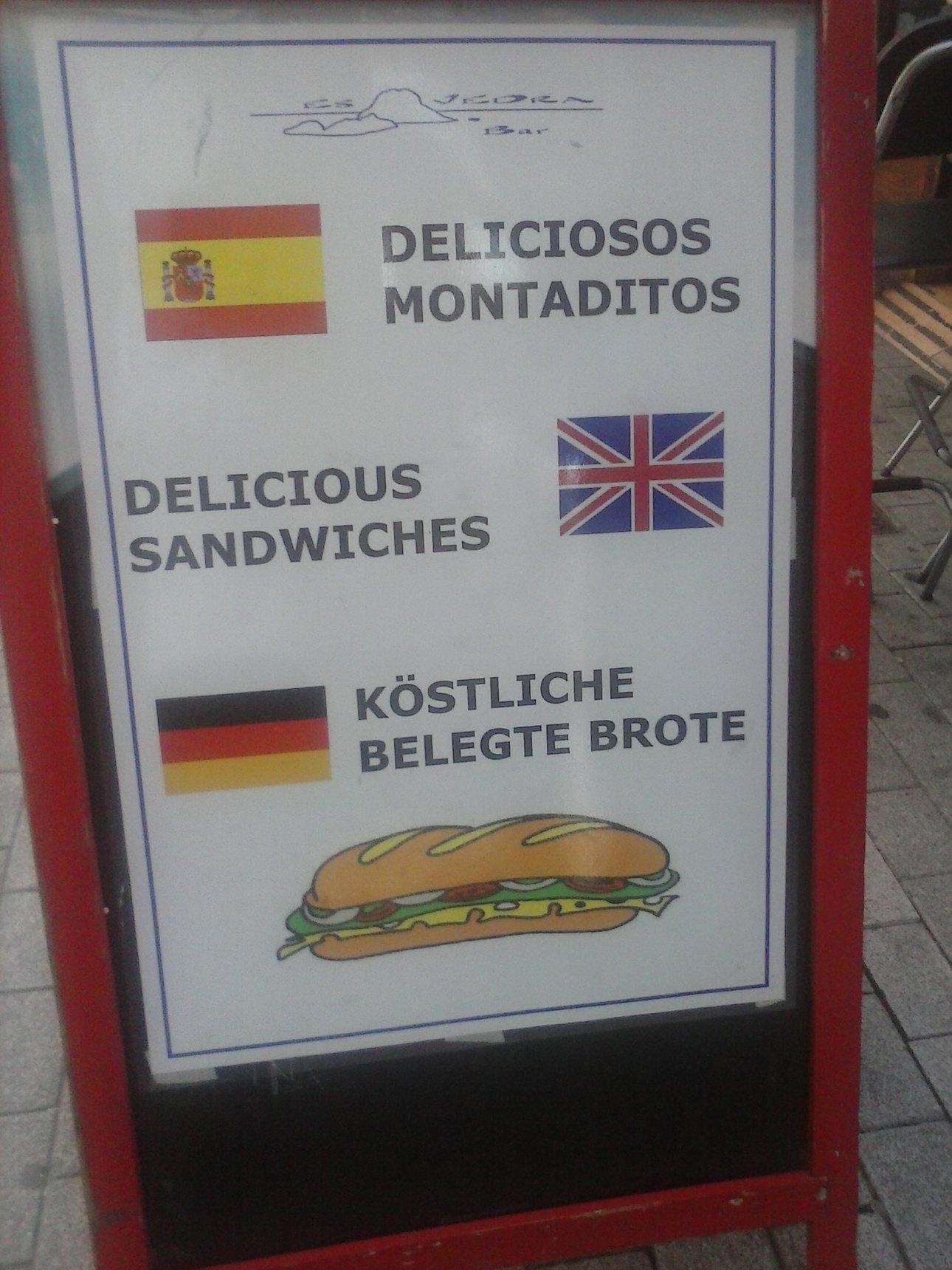 alemanes y sus bonitas palabras - meme