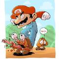 Por eso el Mario no tiene mejores gráficos...