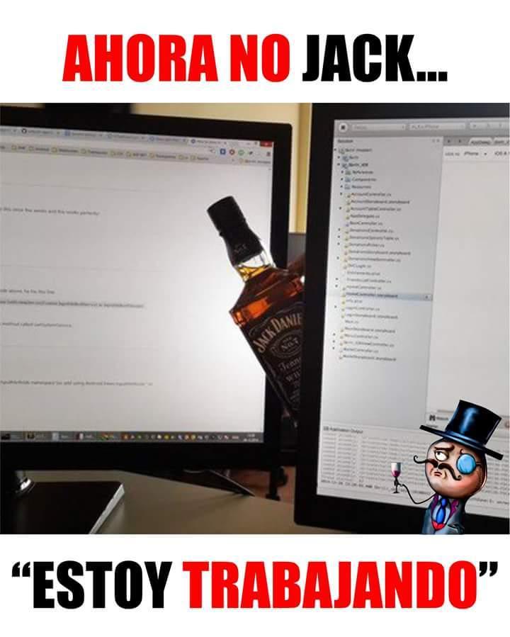 Jack no... - meme
