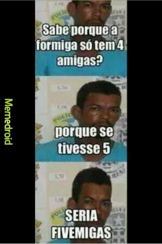 Fivemigas - meme