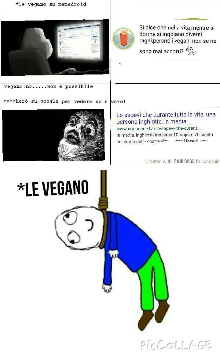 I vegani... cito:lammo94 - meme