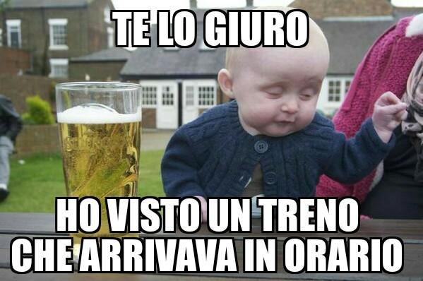 Trenitalia - meme