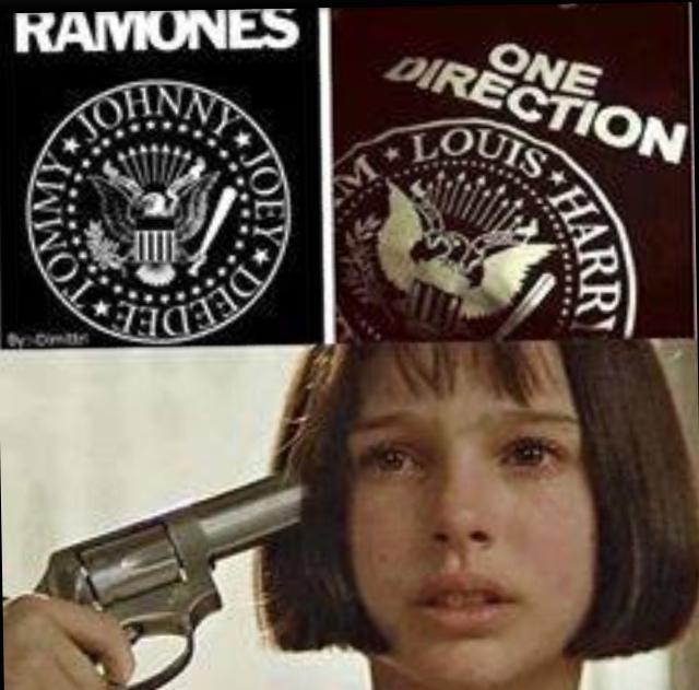 Puta bida TT - meme