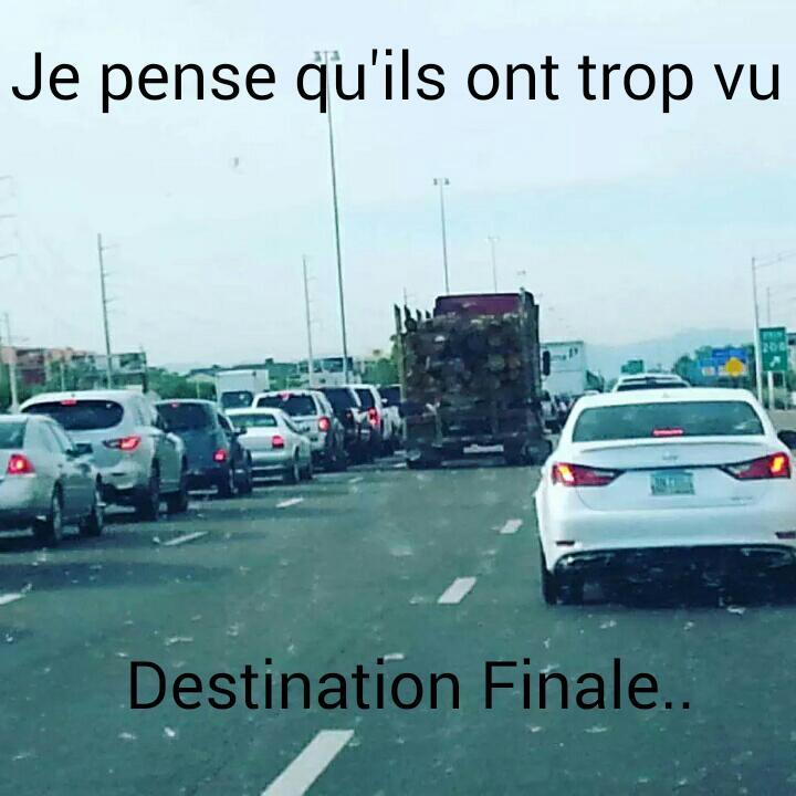 Destination finale - meme