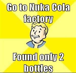 Nuka Cola - meme