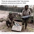 Chupa Hitler hehehehe