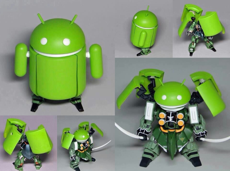 Android ☺ - meme