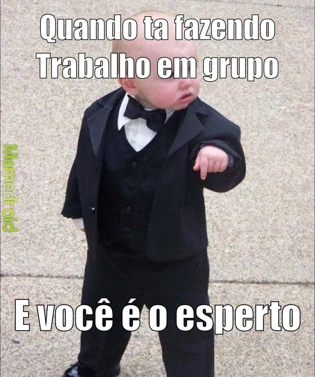 Baby Godfather - meme