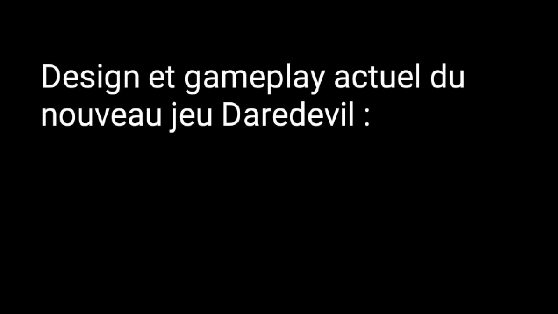 Daredevil! - meme