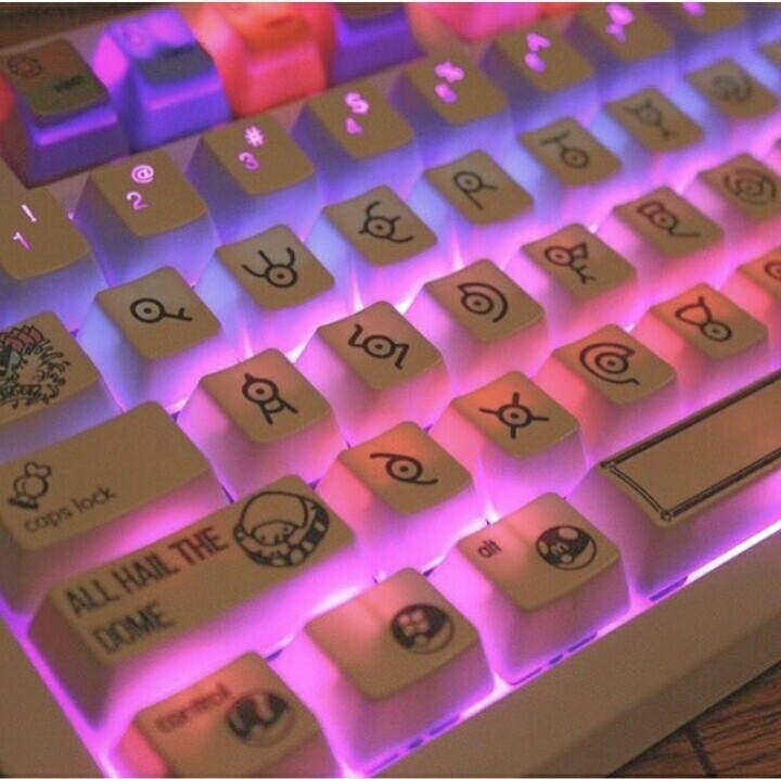 i want ce clavier (je parle très l'english) - meme