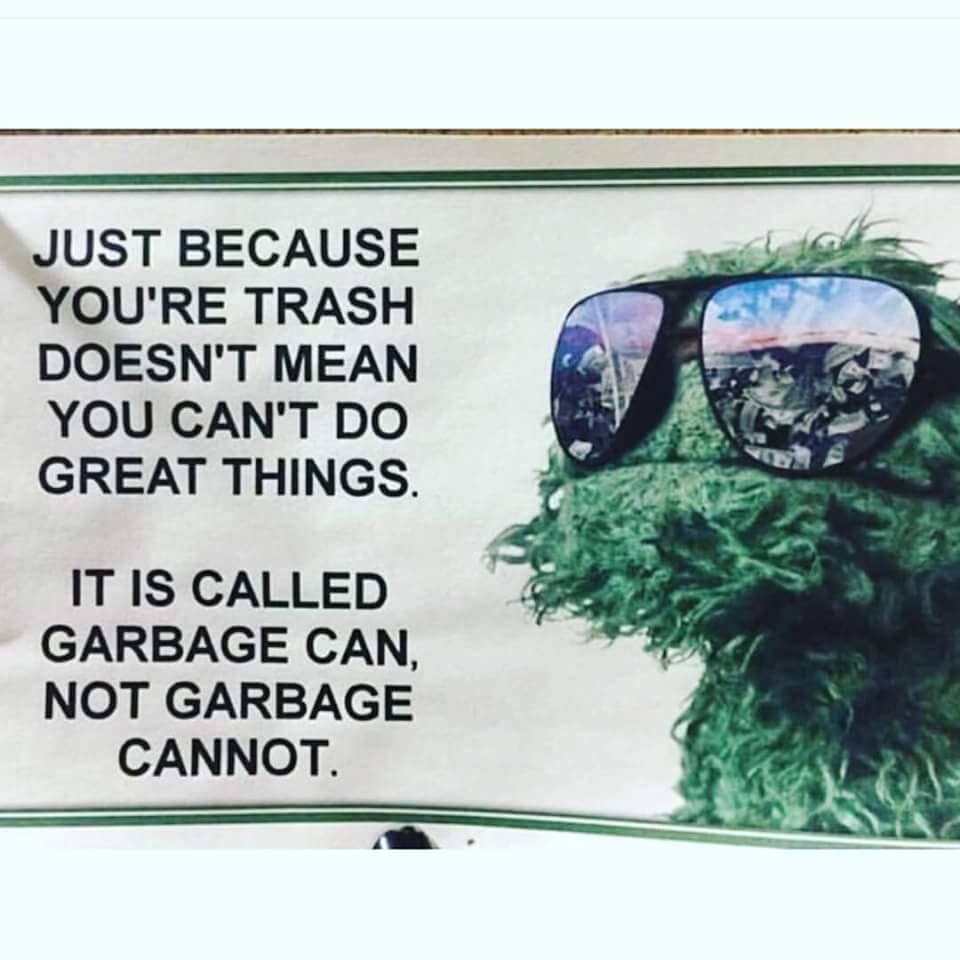 Perception is everything - meme