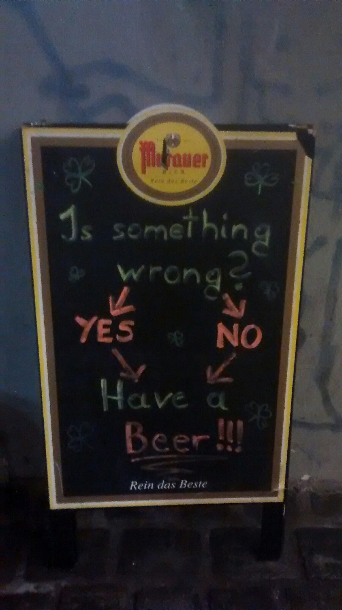 A pub in austria - meme