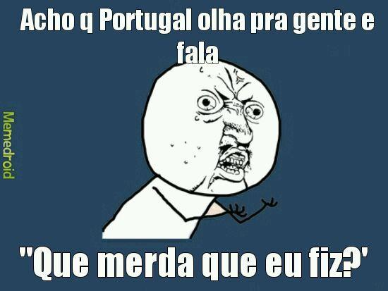 Portugal - meme