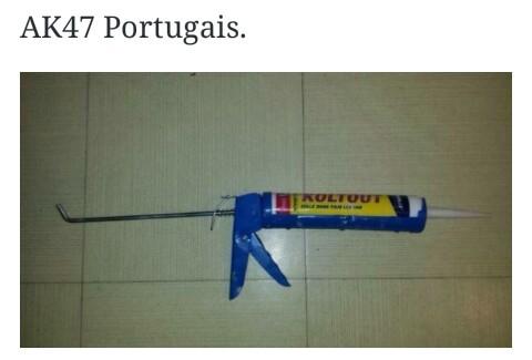 Arme terroriste - meme
