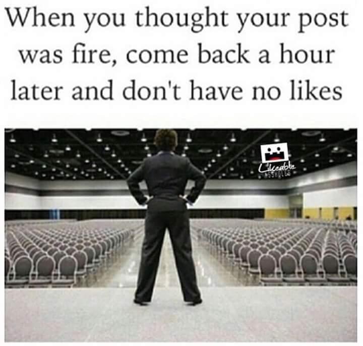 Empty - meme